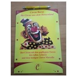 Circus Barus - Journal